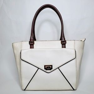 Kate Spade Johanna Leather Envelope Front Handbag